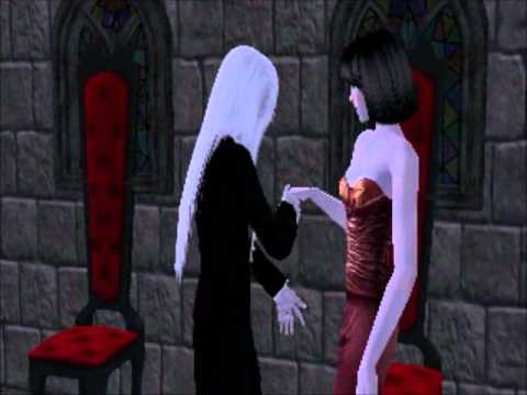 sims 2 vampire movie missing remake part 33 youtube