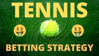 Tennis Betting - Tennis Betting Strategy - How to bet on tennis to WIN 2020 GUIDE