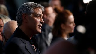 George Clooney calls out 'the other people' involved in Weinstein scandal