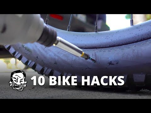 Thumbnail: 10 Hacks for Mountain Biking and Beyond