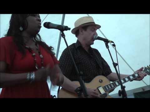 CHRIS WHITELEY  ,DIANIA BRAITHWAITE  . Orangeville Blues And Jazz 2013