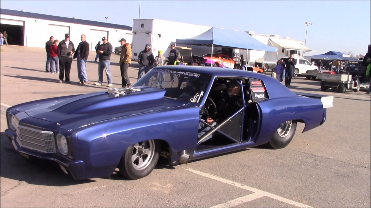 Street Outlaws Docs New Car
