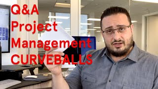 Agile SCRUM Curveballs , Project Management - Daniel Hindi