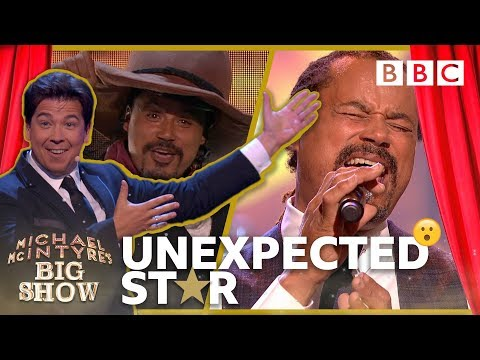 Unexpected Star: Marvin - Michael McIntyre's Big Show: Episode 4 - BBC One