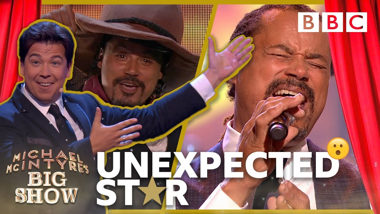 Download Unexpected Star: Marvin - Michael McIntyre's Big Show: Episode 4 - BBC One