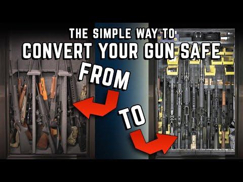 Retrofit Kits   Converting Your Gun Safe