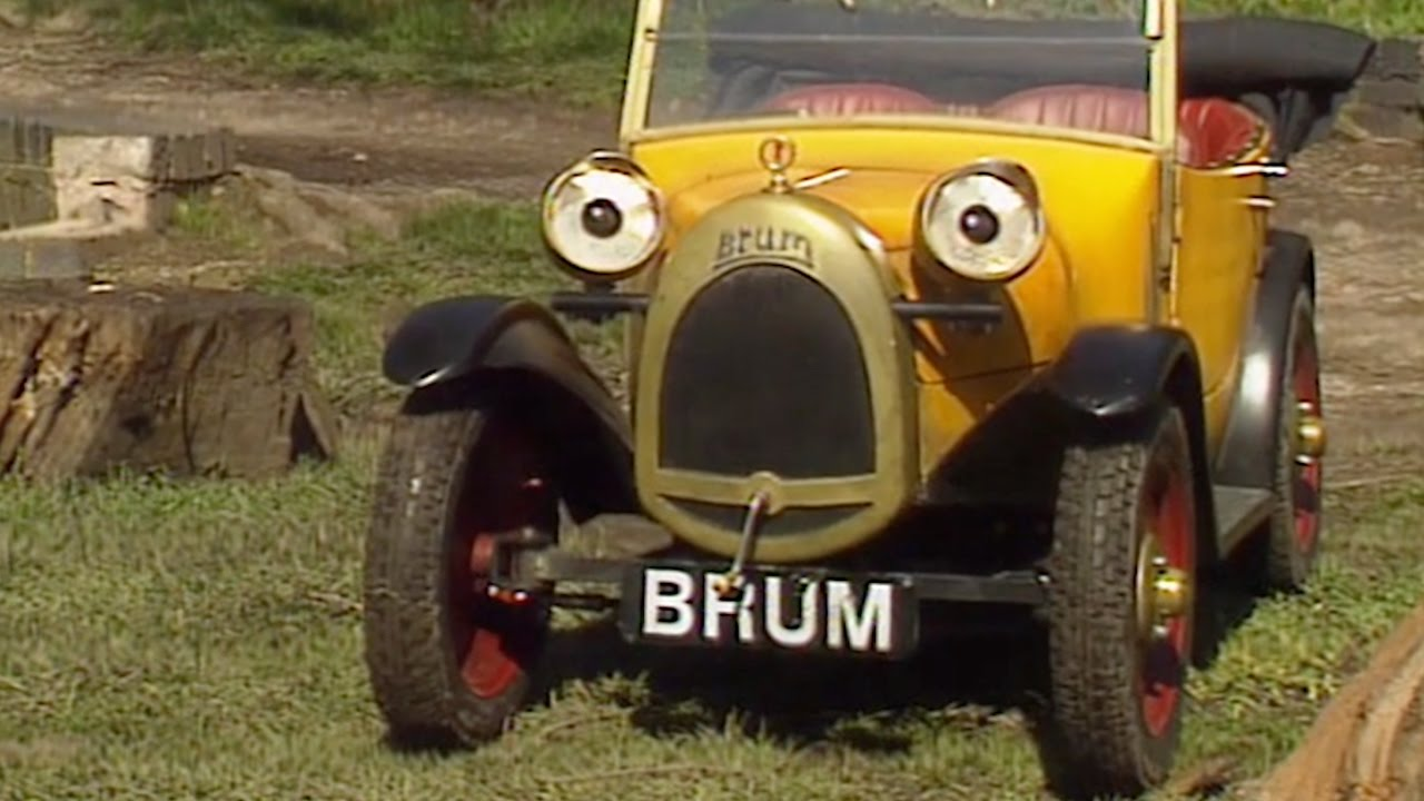 Brum Brum And The Windy Day Kids Show Full Episode Youtube