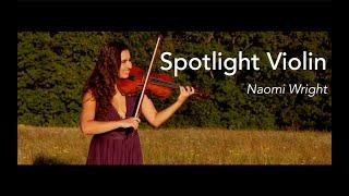 Perfect - Ed Sheeran | Violin Cover by Naomi Wright from Spotlight Violin