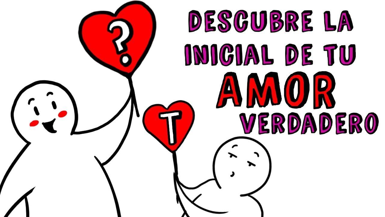 ¿CON QUÉ LETRA EMPIEZA EL NOMBRE DEL AMOR DE TU VIDA? ❤️ TEST | Draw My Life #tiktaktest