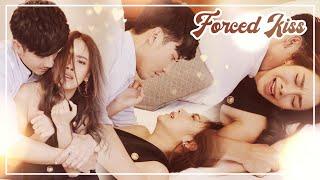 BigM ❤️ Preaw Forced Kiss Scene  Peek Hong 🦢💋 PART 2