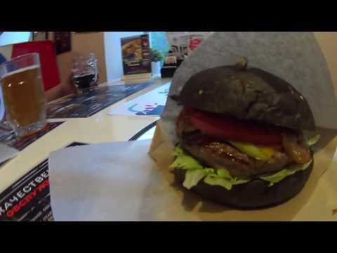 Обзор бургеров в заведении Нью Йорк в НН на Б  Покровке