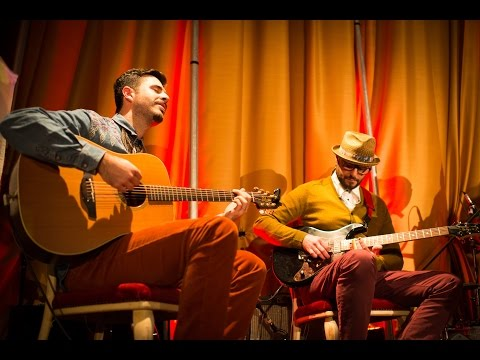 ENTREMUNDOS | Angola (Live) | HD