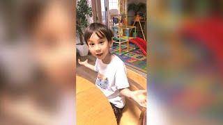 6歳バイリンガル男の子の英語でカワイイ口答え!!!😍 #Shorts バイリンガル教育あるある