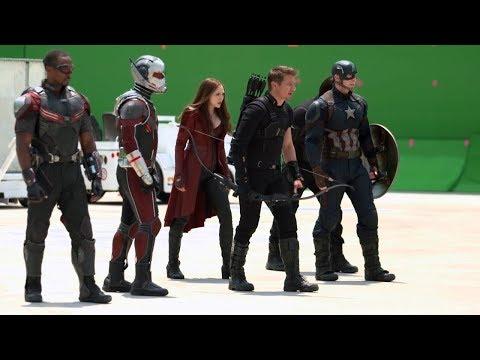 Captain America: Civil War | Behind the scenes