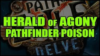 Herald of Agony & Pathfinder Rework | PATH OF EXILE 3.4 DELVE