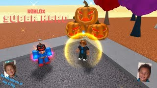 TRAIN WITH JAY IN ROBLOX FOR SUPER POWERS