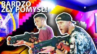 Gameplay w Parku Trampolin **Feat  LUKA & Vlog 646 **