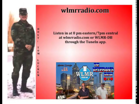 WLMR-DB Radio's The Veteran's Show