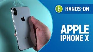 connectYoutube - Apple iPhone X: unboxing e primeiras impressões   Vídeo do TudoCelular.com