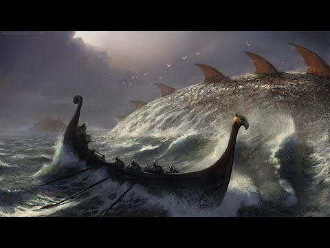 Viking Music - Jörmundgander (Midgard Serpent)