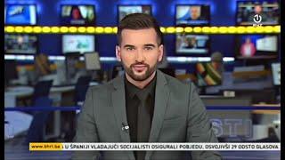 Zapętlaj DNEVNIK 3 BHT 30.04.2019.   Slaven Dimitric