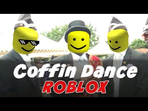 ⚰️ ROBLOX Coffin Dance / Танцы с гробом