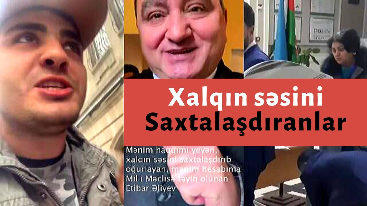 Mehman Huseynov ✅ son xeber // Azerbaycan - Xalqın səsini ...