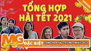 Hài Tết 2021 | Tổng Hợp Hài Tết | Cười Không Ngậm Được Mồm | Sợi Dây Tình Yêu