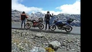 SIKKIM motorcycle tour KTM RC 390 , Pulsar 200NS - Kolkata to Gurudongmar Lake, nathula