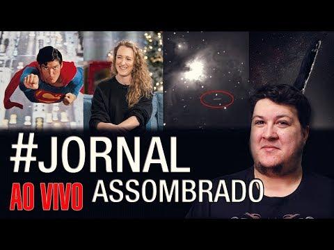 J.A.#179: Mulher faz Sexo e Quer Engravidar de Fantasma! Oumuamua é Nave Alien? OVNI em Órion