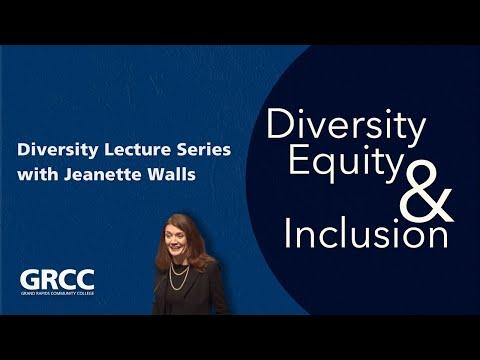 Diversity Lecture: Jeannette Walls