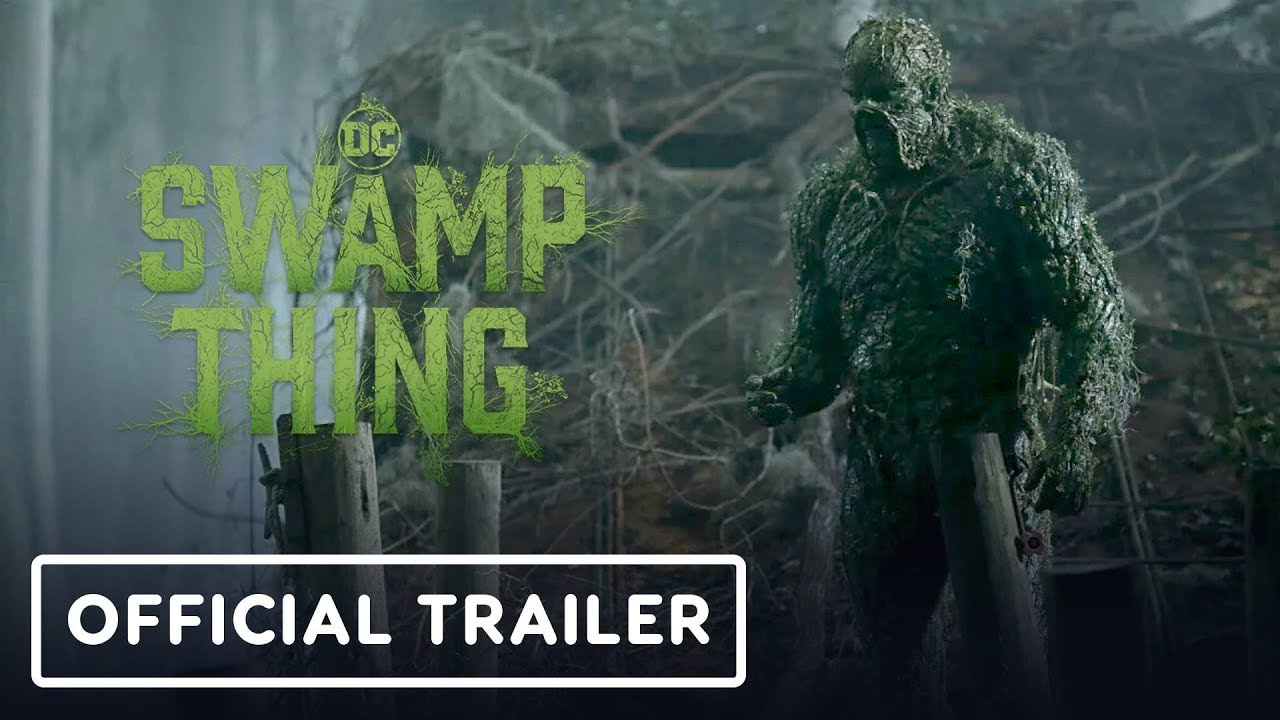 First 'Swamp Thing' Trailer Teases Soggy Superhero - Geek com