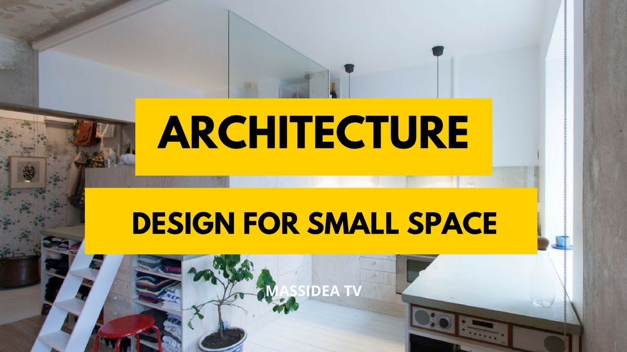 100 Amazing Small Space Architecture Design Ideas For House Youtube