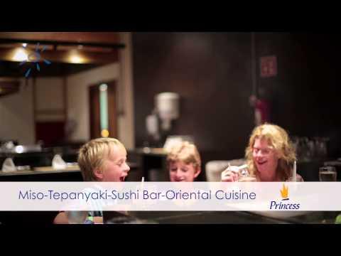 Grand Yucatan Princess Restaurants and Bars | SignatureVacations.com