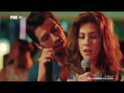 Zeynep&Barış(Bora Öztoprak) - Seni Seviyorum | Melis Babadağ & Aras Aydın | Oğlan Bizim Kız Bizim