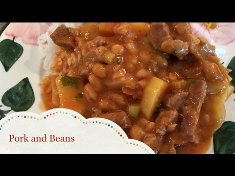 Mom's Easy Pork And Beans Recipe