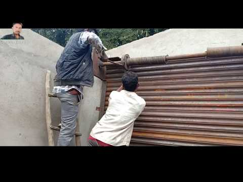 Stupid shutters settings in india||How to rolling shutter fitting in india
