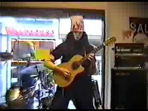Buckethead - Big Sur Moon- Virgin Megastore 1998