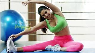 Sunny Leone& 39 s morning Workout