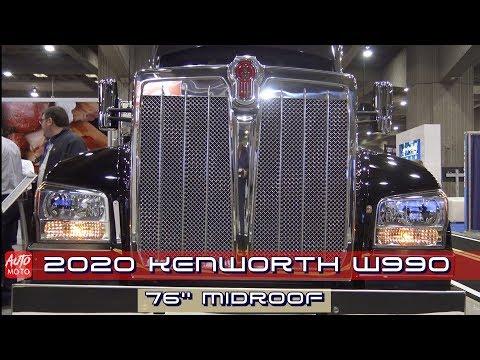 2020 Kenworth W990 76'' MidRoof - Exterior And interior - ExpoCam 2019