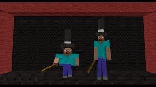 Player School: Showing (Minecraft Animation)