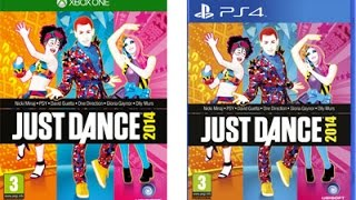 Just Dance 2014 Xbox One, Ps4 обзор