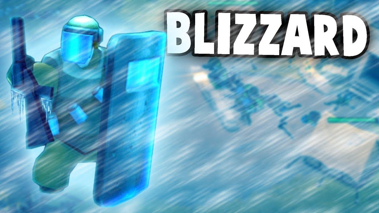 Unlocking the BEST UNIT!  OPERATION BLIZZARD! (Guns Up! Multiplayer Gameplay)