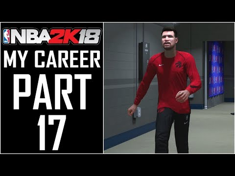 """NBA 2K18 - My Career - Let's Play - Part 17 - """"Signing With Under Armour!"""""""