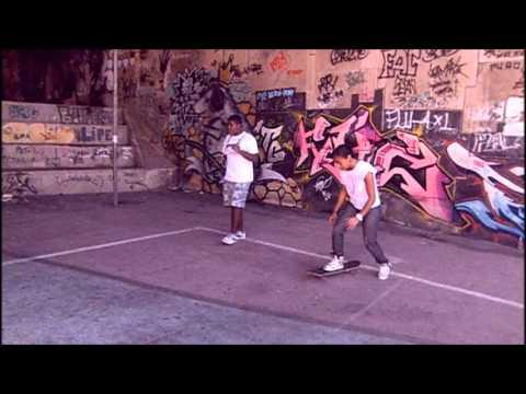 Skateboarders- Pumped Up Kicks