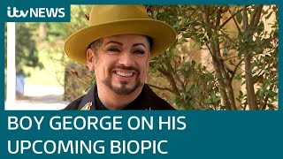 Boy George on the Culture Club years of his youth and returning to the stage post-Covid | ITV News