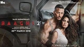 Baaghi 2 Full Movie Promotion 2018 || Tiger Shroff, Disha Patani, Manoj Bajpai
