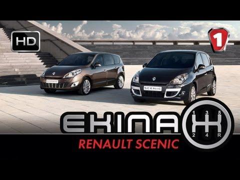 "Renault Scenic. ""Экипаж""."