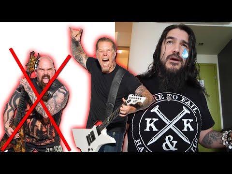 Rob Flynn: Metallica Used To MAKE FUN Of Slayer! Mp3