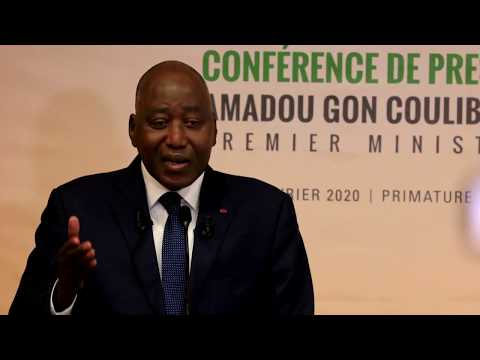 Ivory Coast PM dies months before election